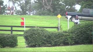 Rowdie Jo Adams & No Money Down NAJYRC 2011 2 STAR Eventing SILVER
