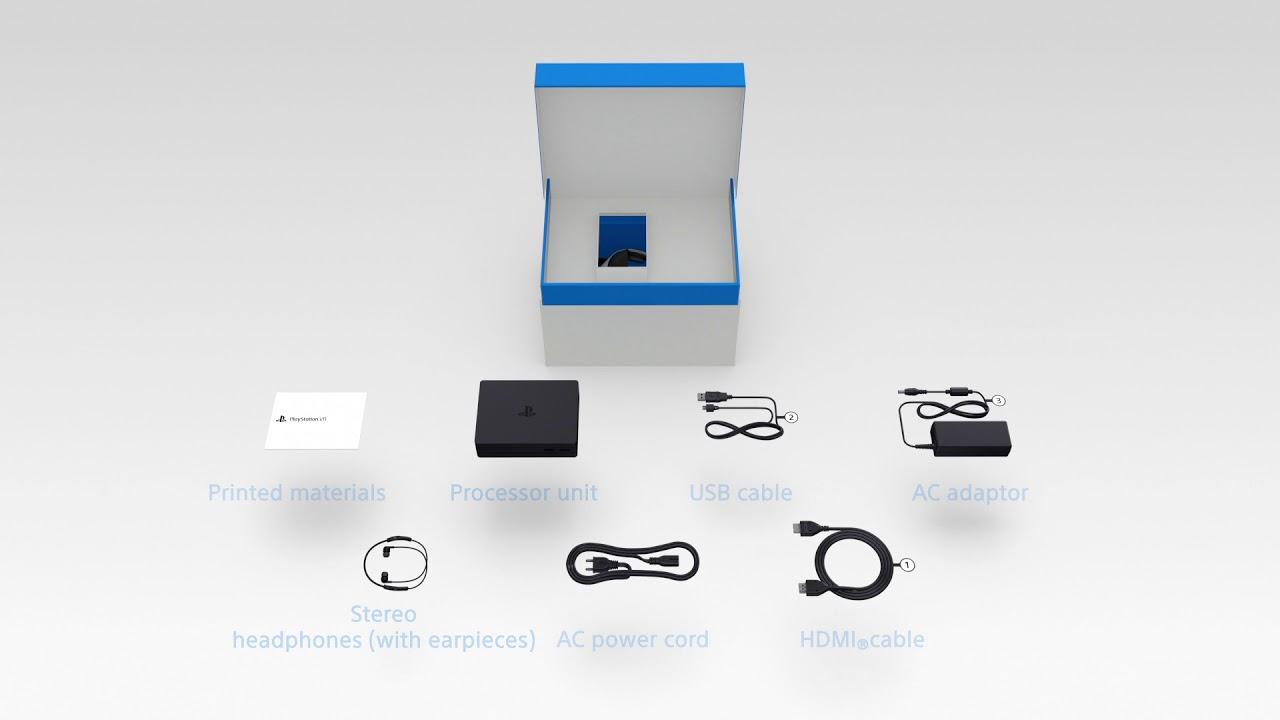 PlayStation VR 設定教學 - 第一部分