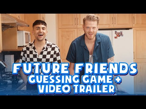 FUTURE FRIENDS GUESSING GAME + VIDEO TRAILER
