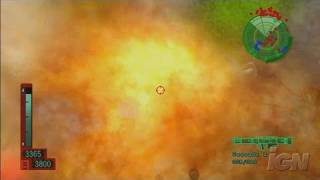 The Earth Defense Force 2017 Xbox 360 Gameplay - Bye Bye