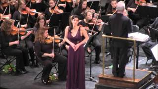 Smanie implacabili from Così fan tutte, Christina DeMaio, Portsmouth Symphony Orchestra