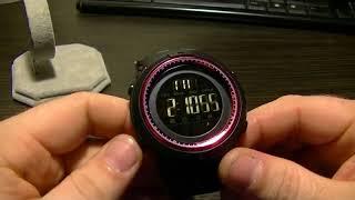 видео Winner GMT886-1 - обзор противоударных часов с АлиЭкспресс