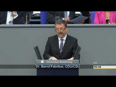 BdV-Präsident Dr. Bernd Fabritius zum Völkermord an den Armeniern im Deutschen Bundestag