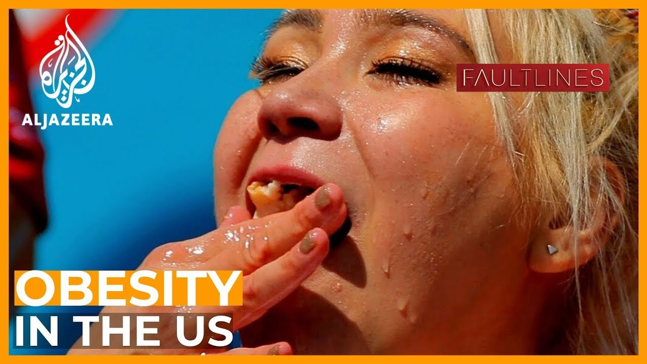 ???????? Fast food, Fat profits: Obesity in America | Fault Lines