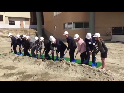 Baystate Wing Hospital New Emergency Department Groundbreaking