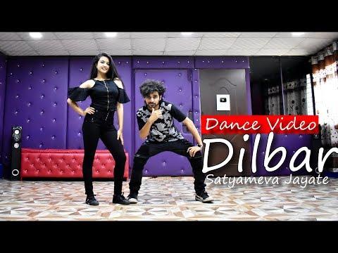 DILBAR DILBAR Dance Video | Satyameva Jayate | Cover by Ajay Poptron and Bhavini