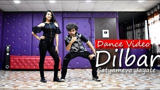 Baixar DILBAR DILBAR Dance Video | Satyameva Jayate | Cover by Ajay Poptron and Bhavini