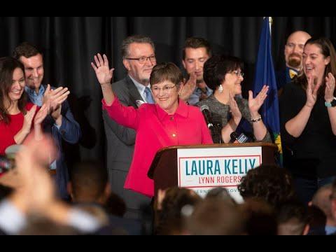 Democrat Laura Kelly defeats Kris Kobach to become Kansas' next governor