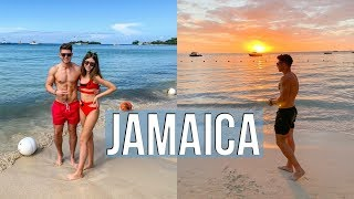 Gambar cover EXPLORING JAMAICA | TRAVEL VLOG (Cliff Jumping, Sunsets & Outfits)