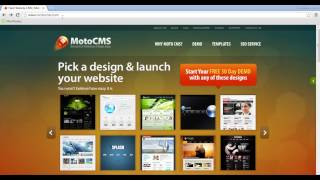 HTML CMS templates - Hosting Requirements