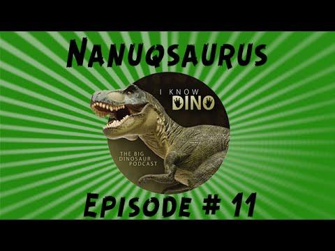 Nanuqsaurus: I Know Dino Podcast Episode 11