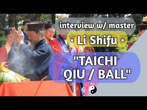 Tai Chi Qiu (Ball) Yin Yang Wudang - With Daoist High Priest Xing De
