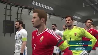 Magyarország -Görögország 0-2  EA game 2018