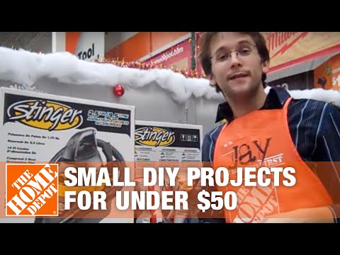 small-diy-projects-for-under-$50-|-the-home-depot
