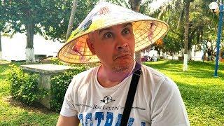 ПЕРВЫЙ ДЕНЬ во Вьетнаме. МЫ В ШОКЕ! Нячанг 2019. Заселение в отель, еда, отдых, пляж и море, отели
