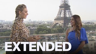 Vanessa Kirby On 'Mission: Impossible', 'The Crown', Tom Cruise And More | EXTENDED