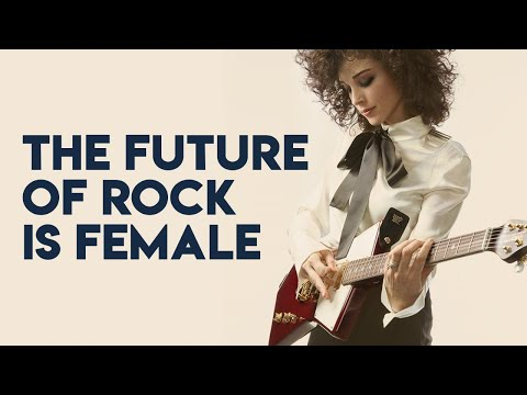 The Future of Rock is Female Mp3