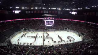 Script on Ice 2/12/16 - The Ohio State University Athletic Band