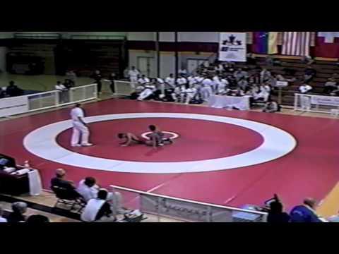 1999 Canada Cup: 54 kg Martin Liddle (NZL) vs. Chikara Tanabe (JPN)
