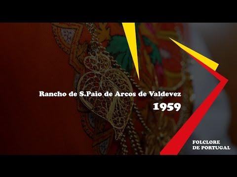 Rancho de S.Paio de Arcos de Valdevez - 1959