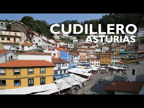 vídeo sobre Cudillero, a wonderful village by the sea