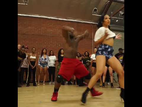 David Banner - Play (Choreography By Aliya Janell) Stiletto Heels