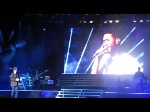 The Voice Tour - Lowell - Josh Kaufman Usher - Every Breath You Take