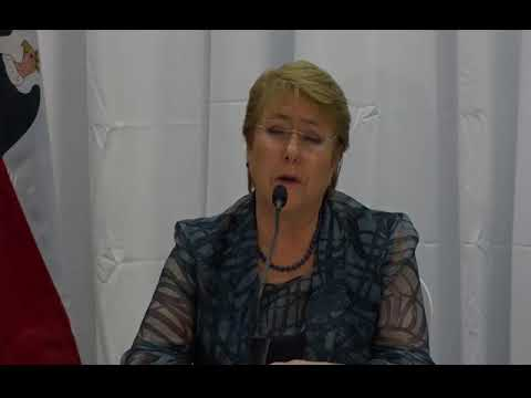 President of Chile, Michelle Bachelet