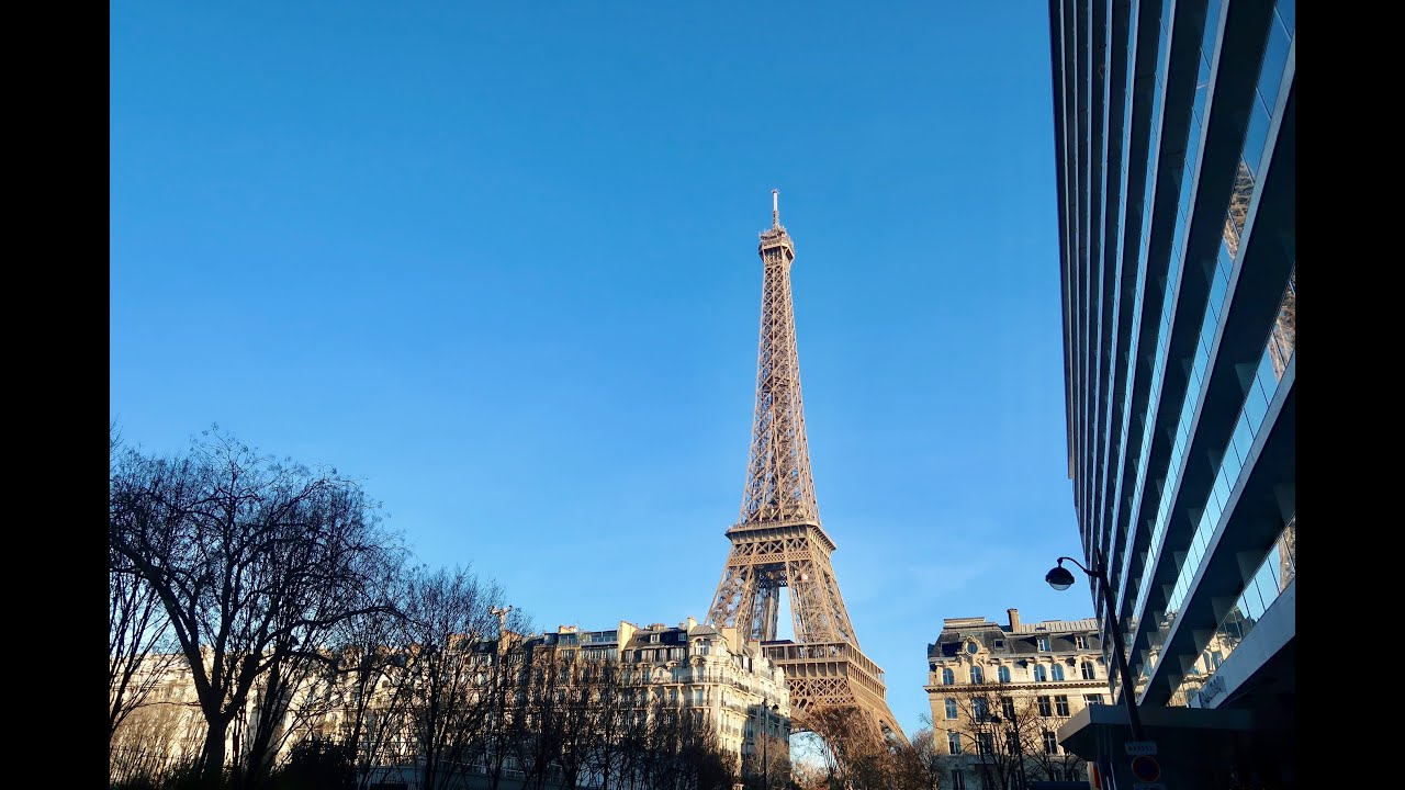 Staycation At Mercure Paris Centre Tour Eiffel