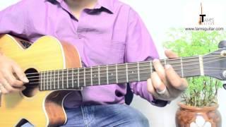 One last breath (Creed) guitar lesson intro fingerstyle   www.tamsguitar.com