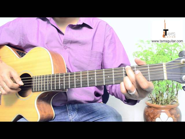 One last breath (Creed) guitar lesson intro fingerstyle | www ...