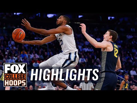 Villanova vs Marquette | 2018 Big East Tournament | Highlights | FOX COLLEGE HOOPS Mp3