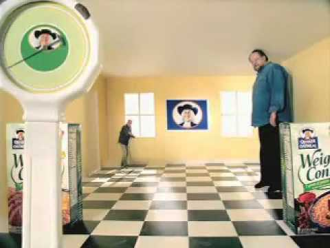 Ames Room Video Illusion  Mighty Optical Illusions  YouTube