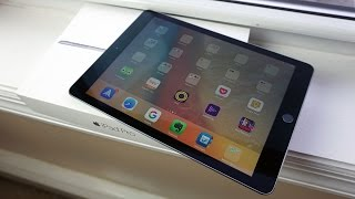 iPad Pro 9.7 Unboxing: A breath of fresh