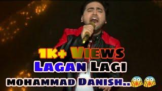 Lagan lagi   Mohammad Danish Special   Indian idol latest   Boys ×Girls   Sony tv  