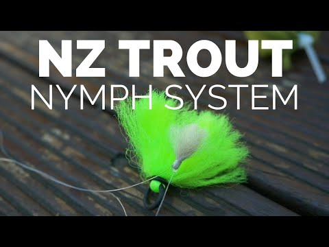 How To Set Up A Fly Fishing Nymph Rig For New Zealand Trout.