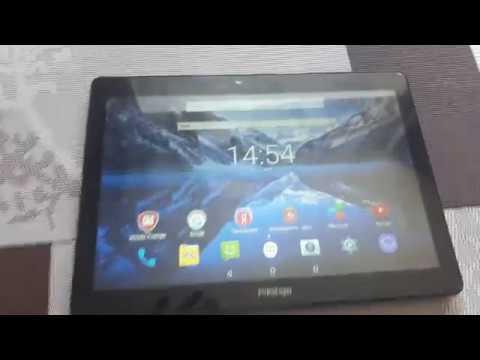 Prestigio Grace 3101 4G//Обзор планшета