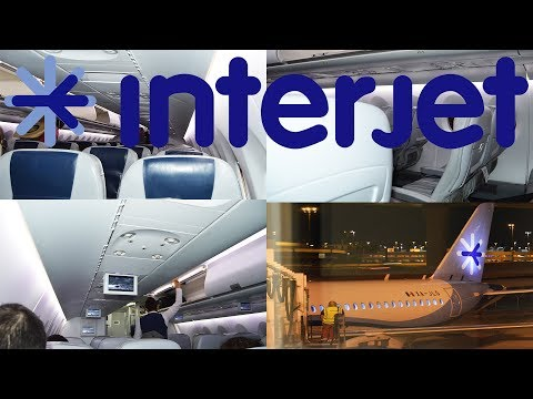 TRIP REPORT: Interjet | Mexico City (MEX) to Dallas/Fort Worth (DFW) | Sukhoi SSJ100 | 4O 3972