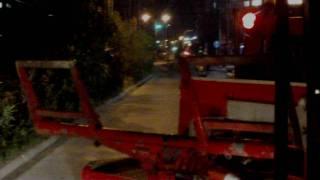 Trolley 10, Kallithea → Syggroy, Athens, Greece/Τρόλεϋ 10, Αθήνα, Ελλάς{8}
