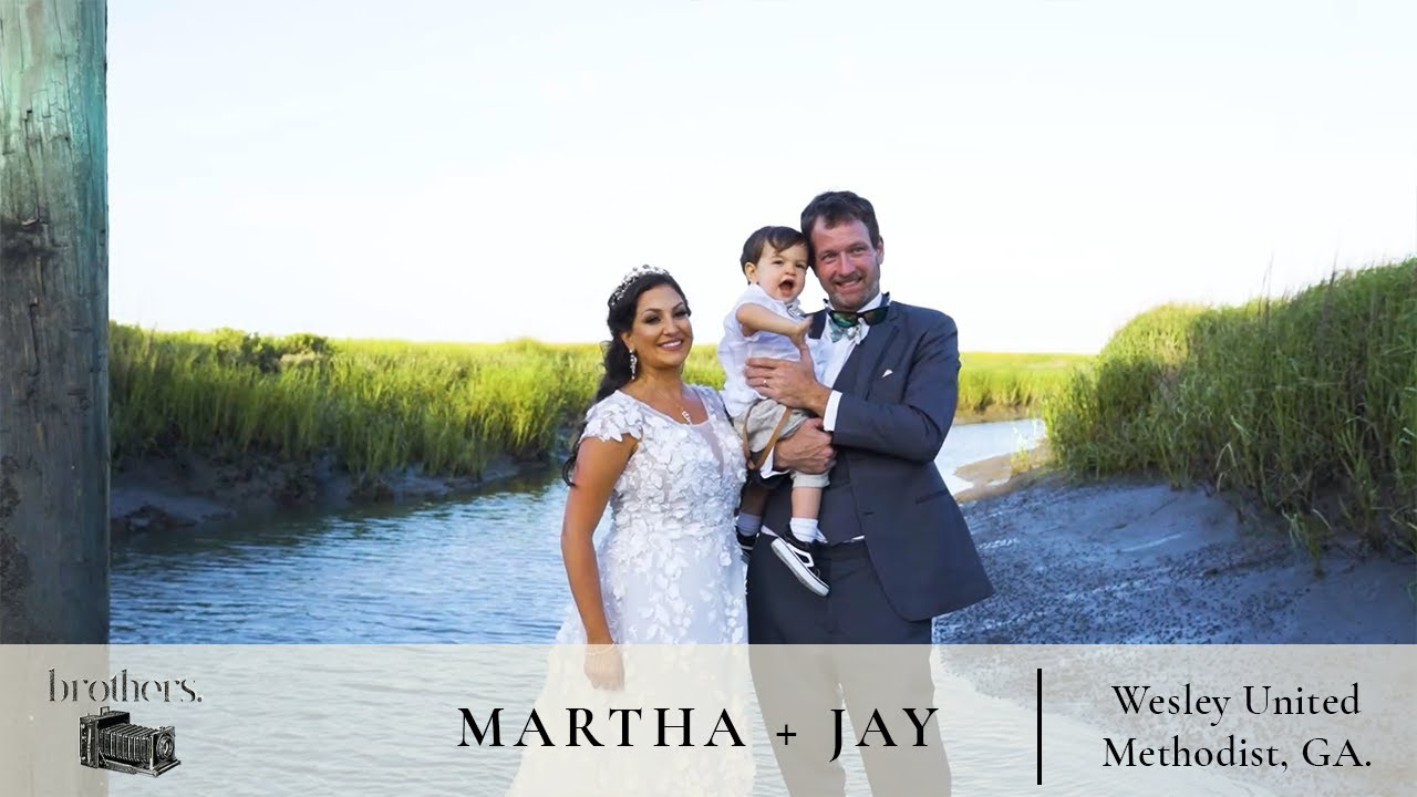 WEDDING // MARTHA & JAY