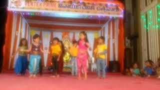 Kids performance @ Vertex Prime