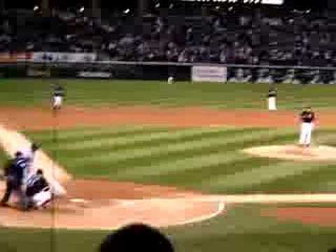 Mark Buehrle's No Hitter In Person! 4-18-07