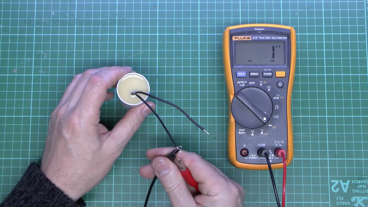 Capacitors For Electric Motors Youtube Learn How A Motor Works And Checking Electrical Circuits