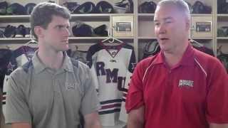 Robert Morris University Men's Ice Hockey 2014-2015