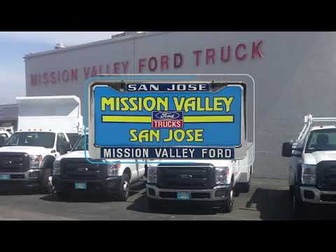 Mission Valley Ford Commercial Vehicles New Used Trucks