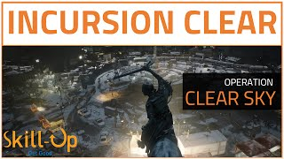 The Division | Clear Sky Full Clear (Clear Sky/Broken Circle Guide)
