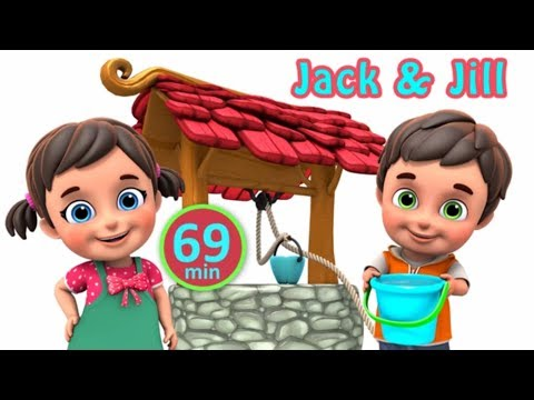 Jack and Jill - Kids Songs - Nursery Rhymes and Baby Songs Collection from Jugnu Kids