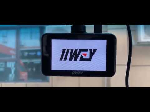 How To Use The Iiwey D02 (EC018) Dual Dash Cam