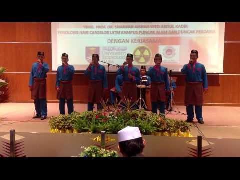 Show Anugerah di Kampus UITM Puncak Alam 2013 (Maruah Mulia Versi Baru)