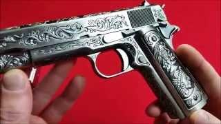 Wei-ETech M1911 Mehico Druglord GBB Kaliber 6mm BB ReviewSchusstest